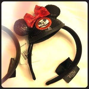 Mouseketeer Minnie Headband